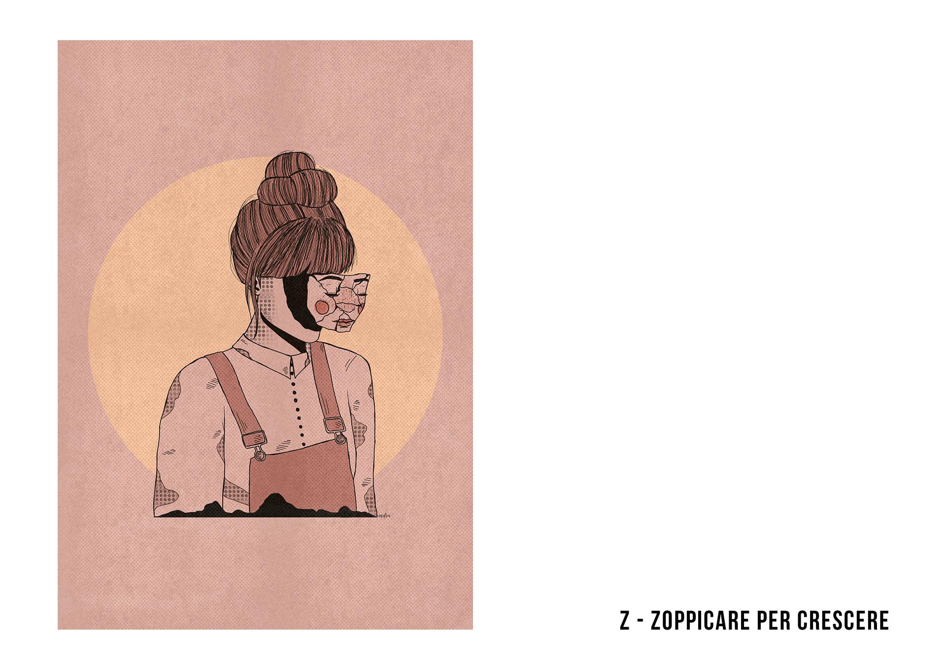 abbecedario illustrato viaggi solitaria francone 21