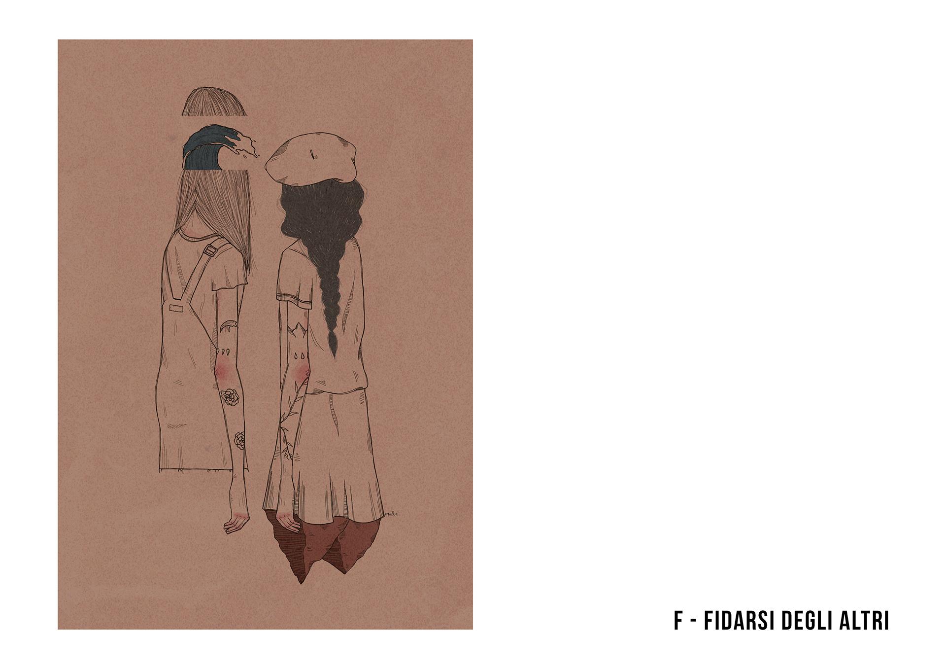 abbecedario illustrato viaggi solitaria francone 6