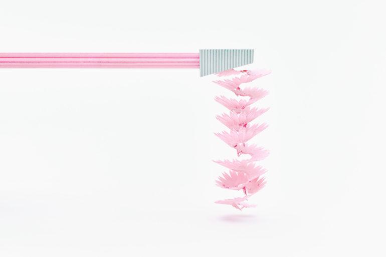 flower color pencils 3