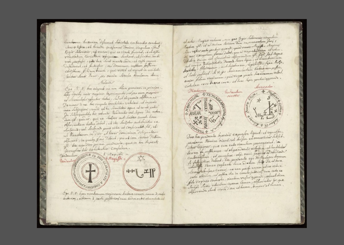 manuale magicum doctoris fausti 3
