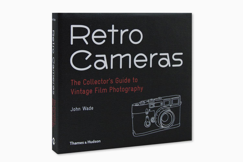 Retro Cameras Un Libro Dedicato Alle Macchine Fotografiche Vintage