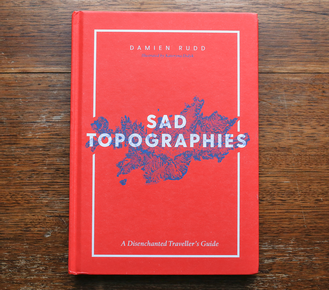 sad topographies book 2
