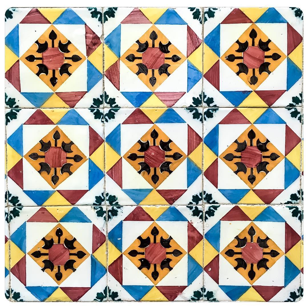 tiles of lisbon 1