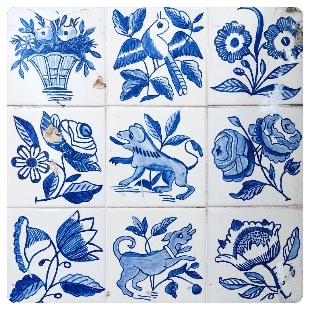 tiles of lisbon 3