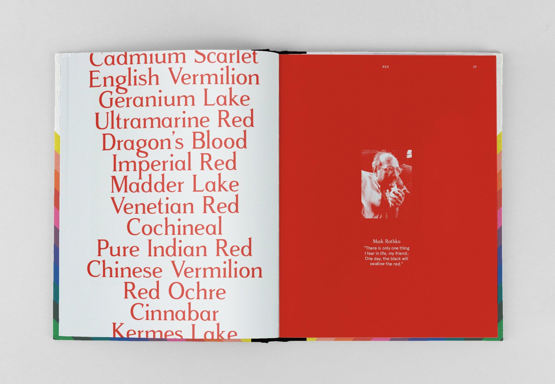 an atlas of rare and familiar colour 2