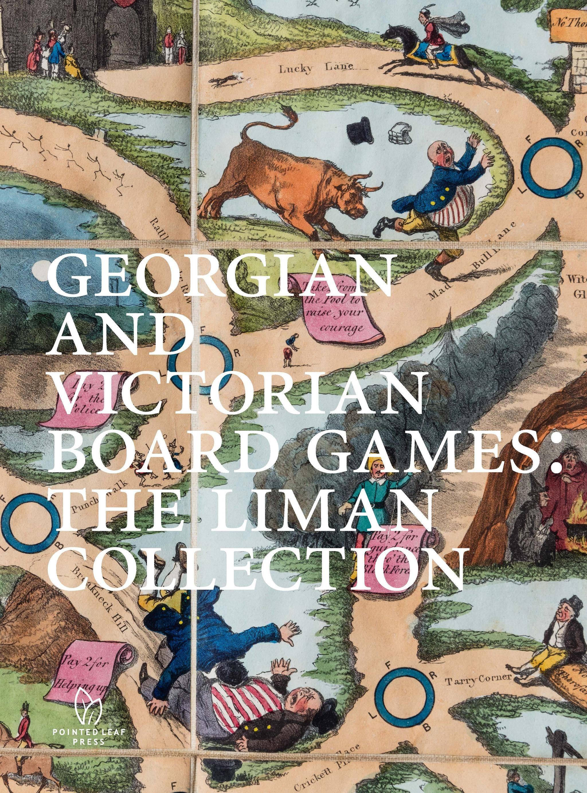 georgian and victorian board games 1