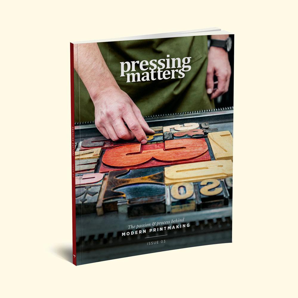pressing matters 3 1