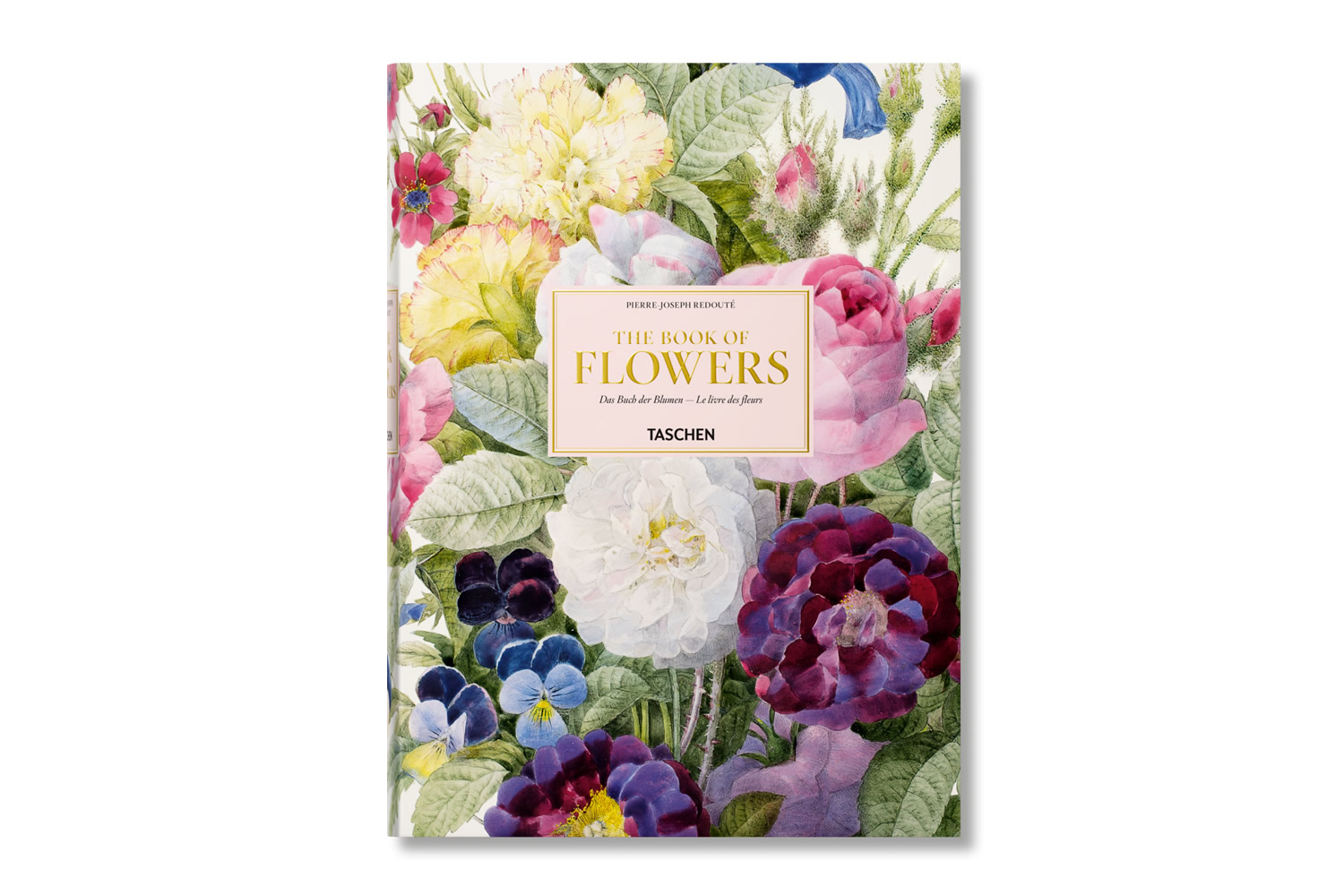 the book of flowers 1