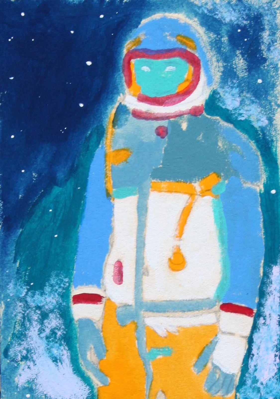 volevo fare astronauta liggieri 7