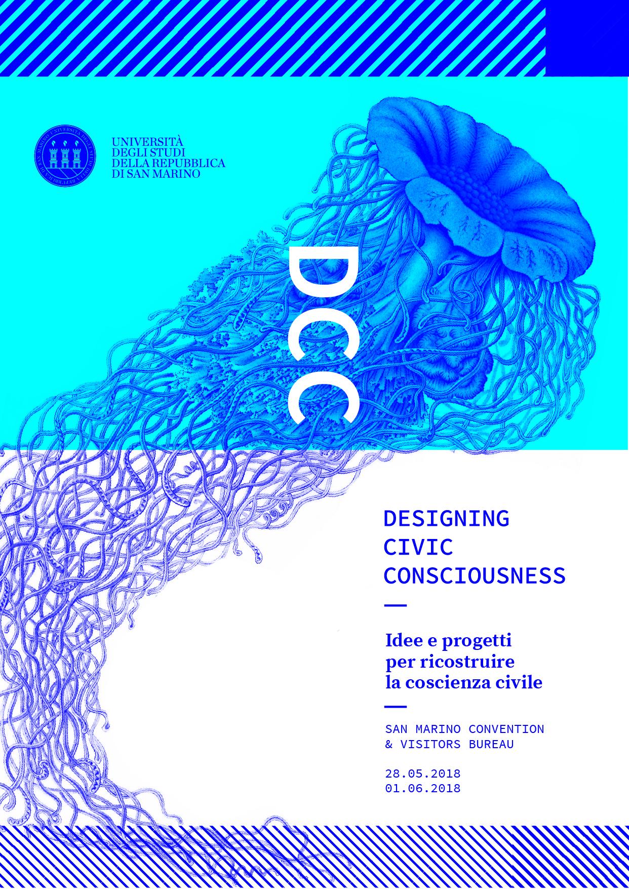 Designing Civic Consciousness: cinque giorni di conferenze e workshop per ricostruire la coscienza civile