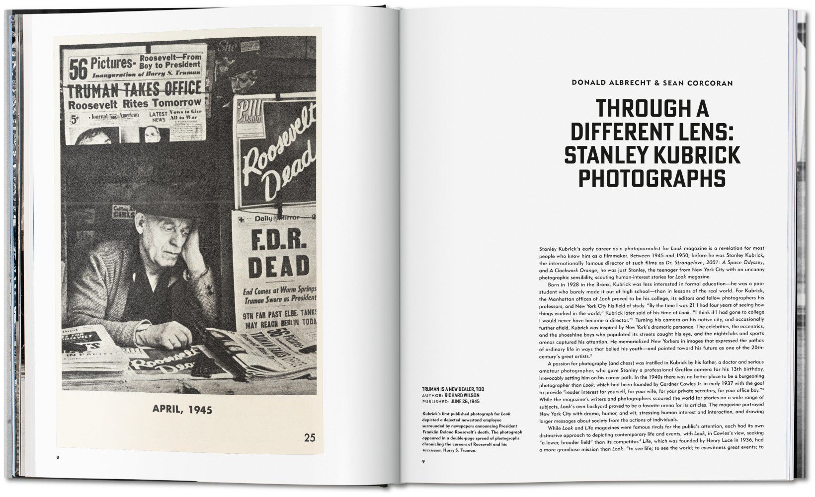 Stanley Kubrick Photographs 2