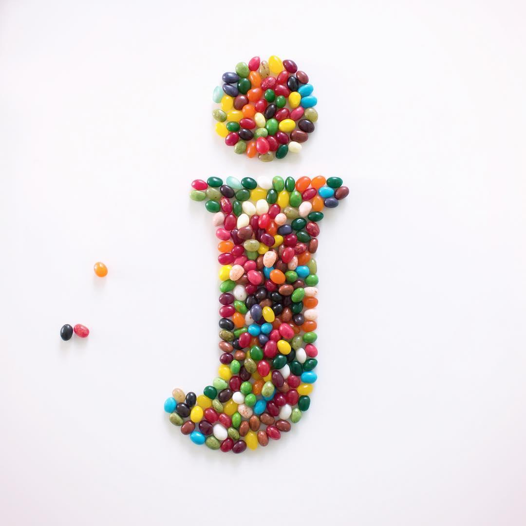 j jellybeans