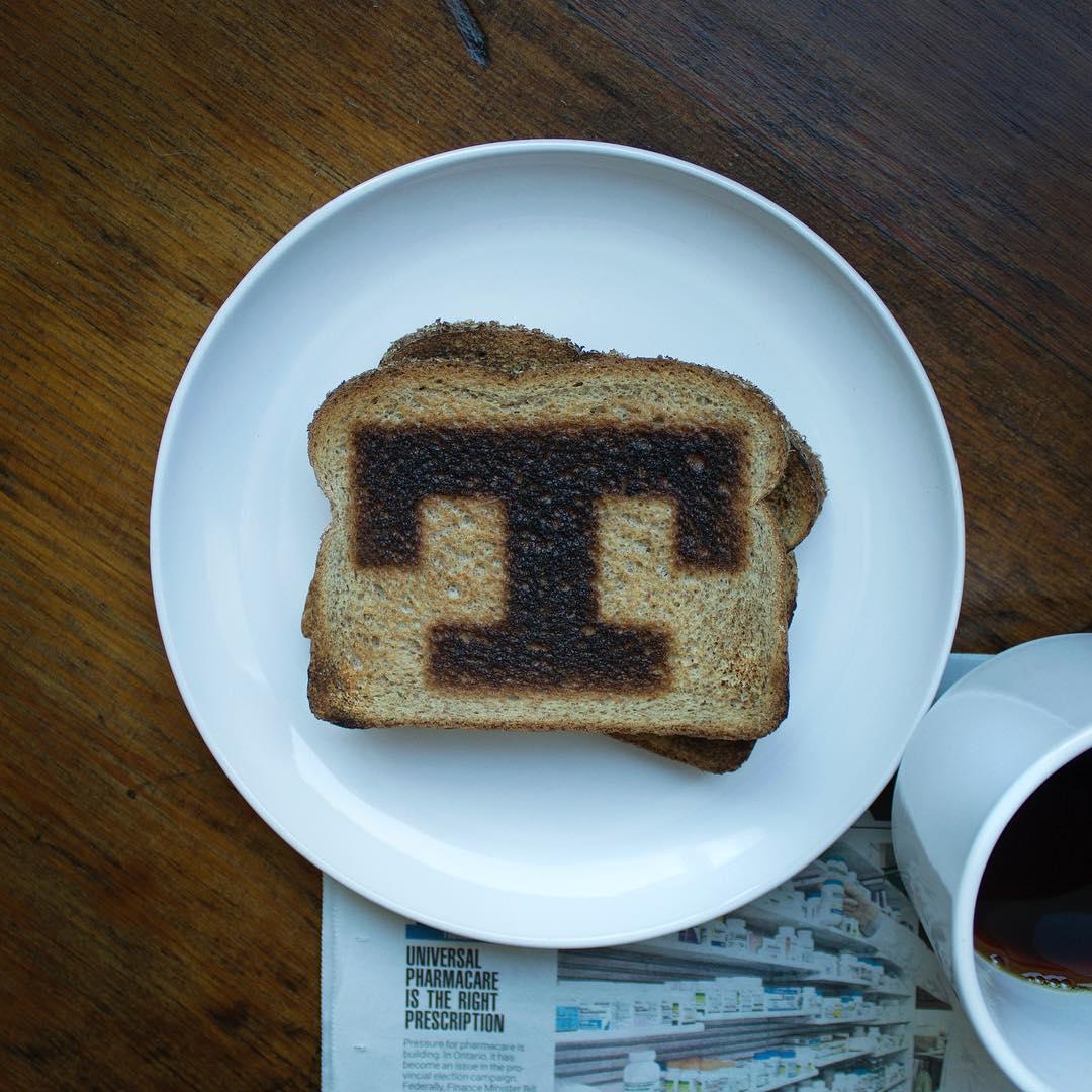 t toast