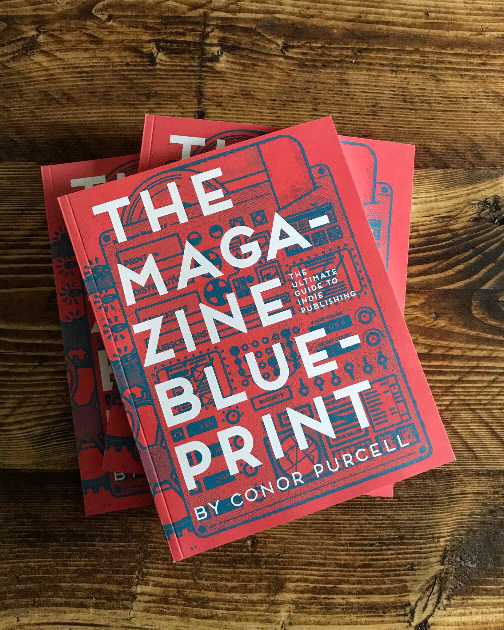 the magazine blueprint 1