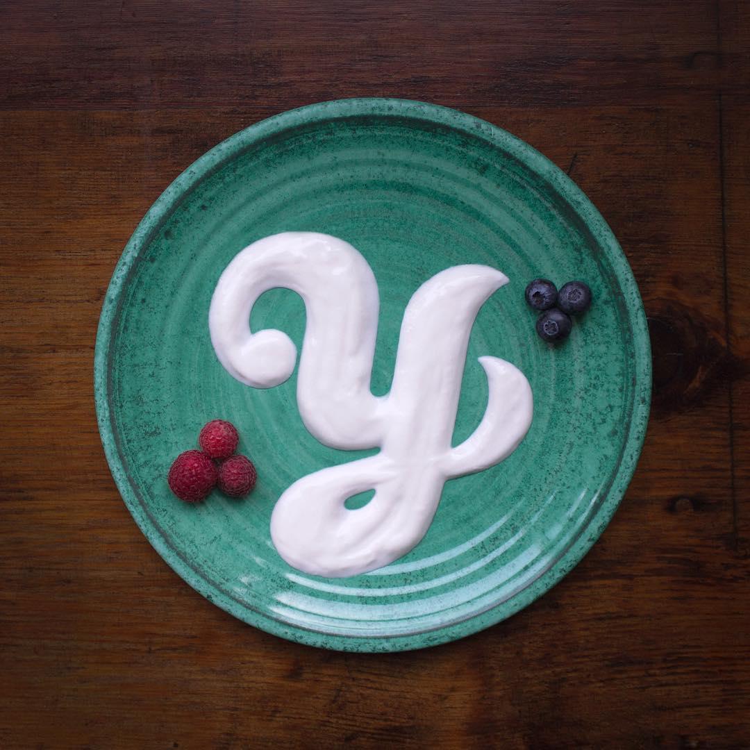 y yogurt