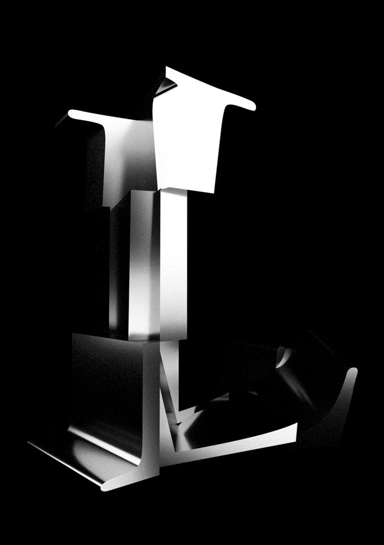 cubist typography 4