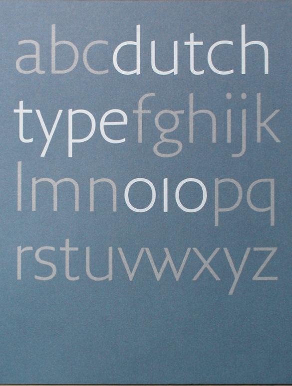 dutch type 1