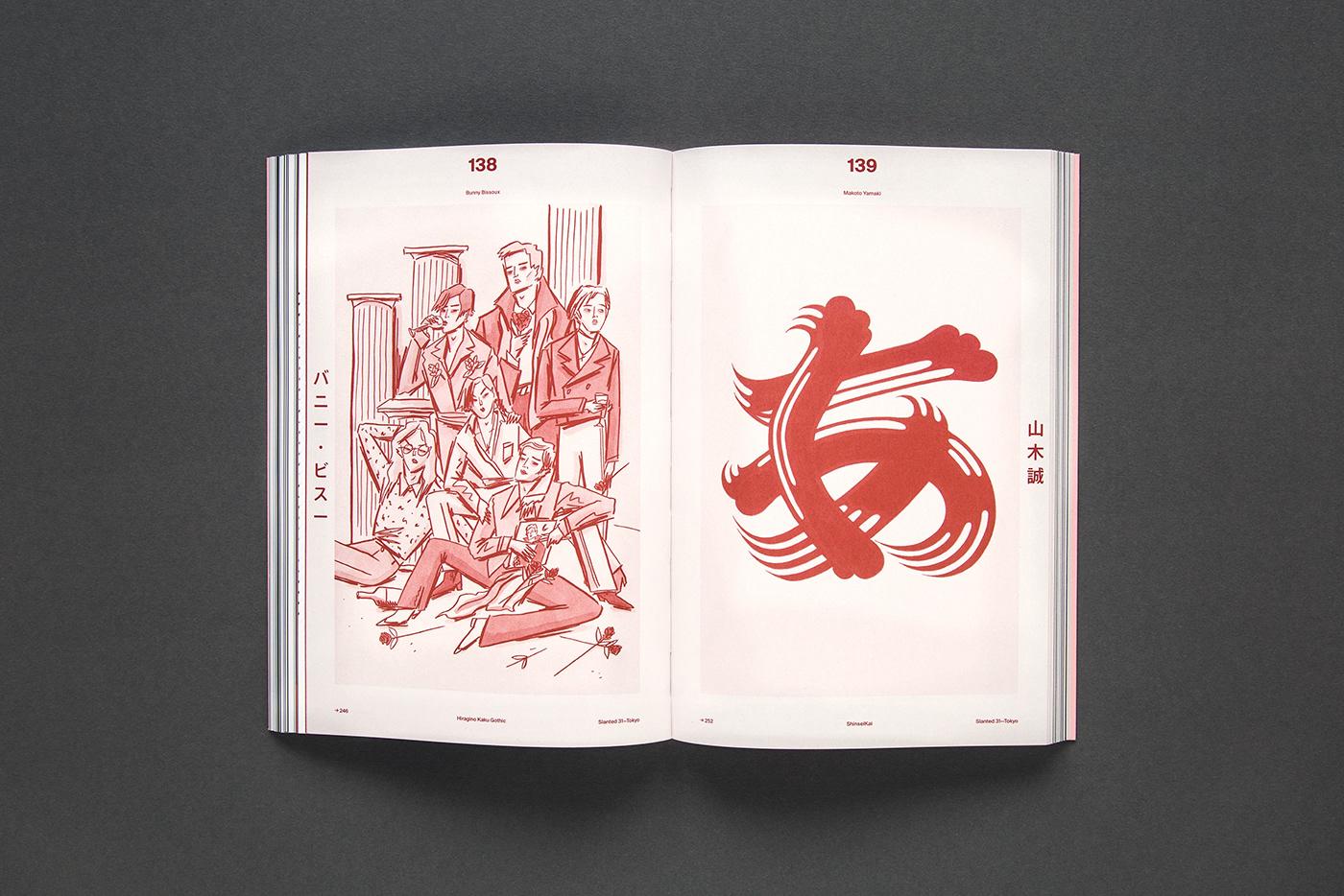 slanted tokyo 25