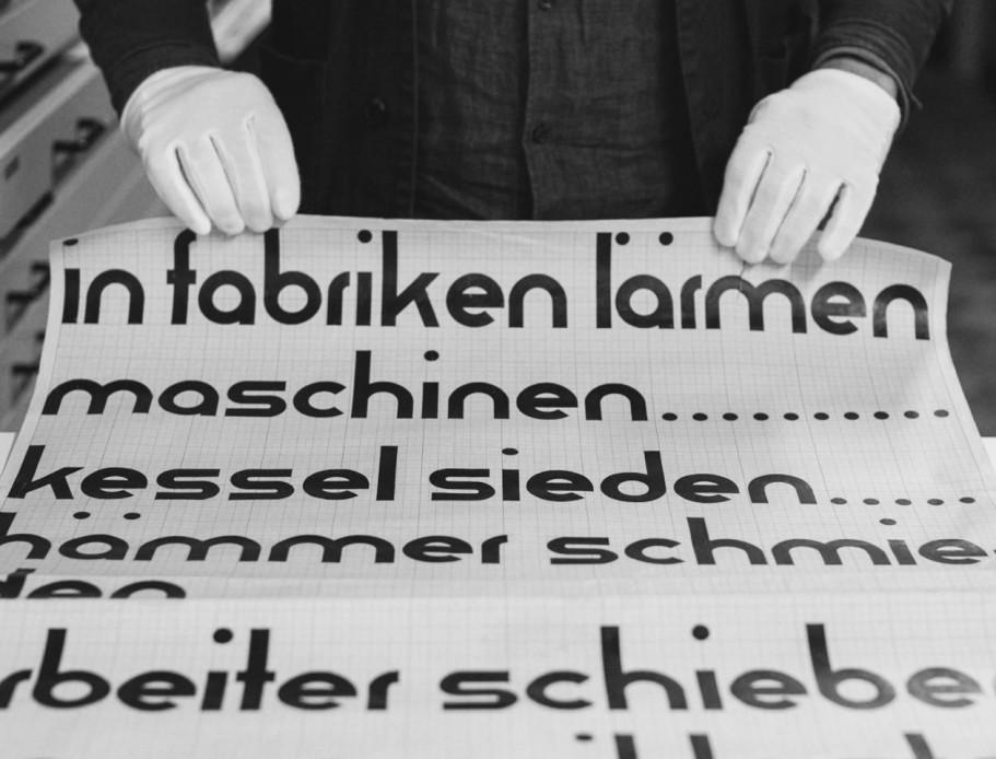 Tesori d'archivio: 5 caratteri tipografici del Bauhaus ricreati da Adobe