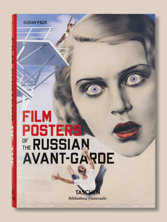 film posters of the russian avant garde 1