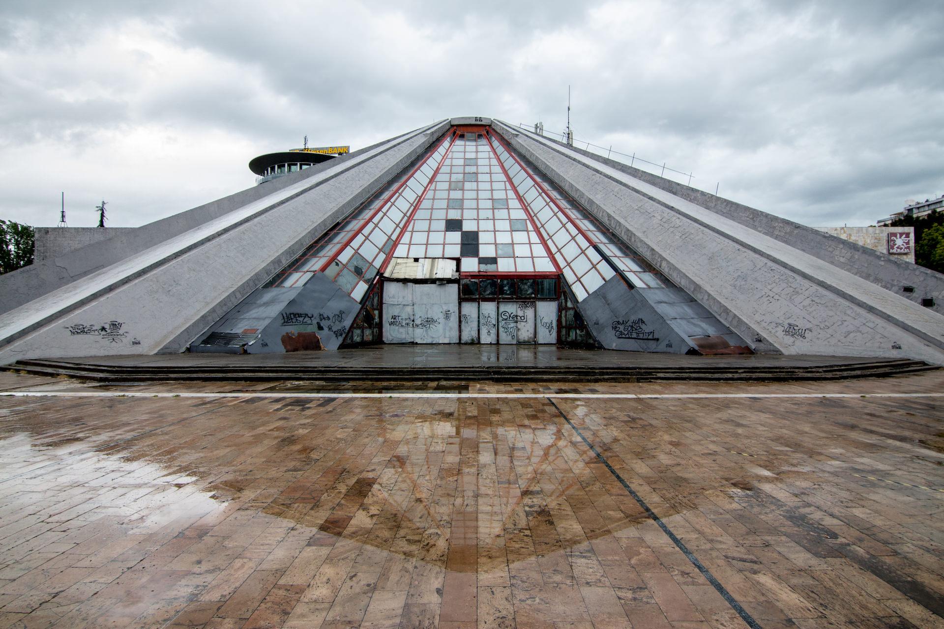 AL Tirana Pyramid 0