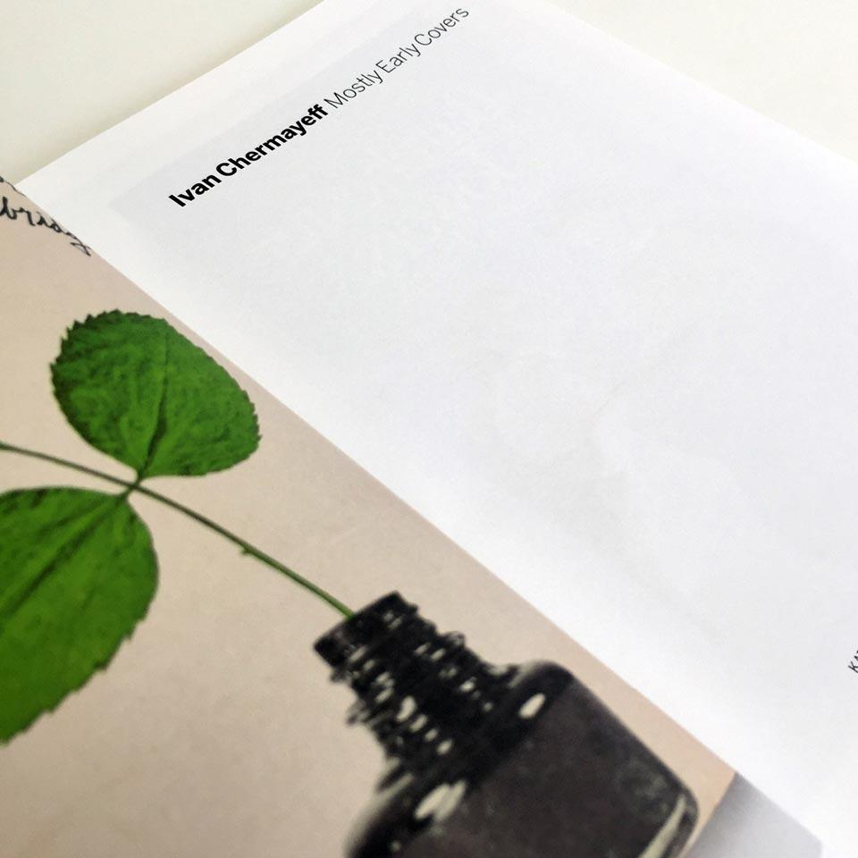 Ivan Chermayeff Mostly Early Covers 8