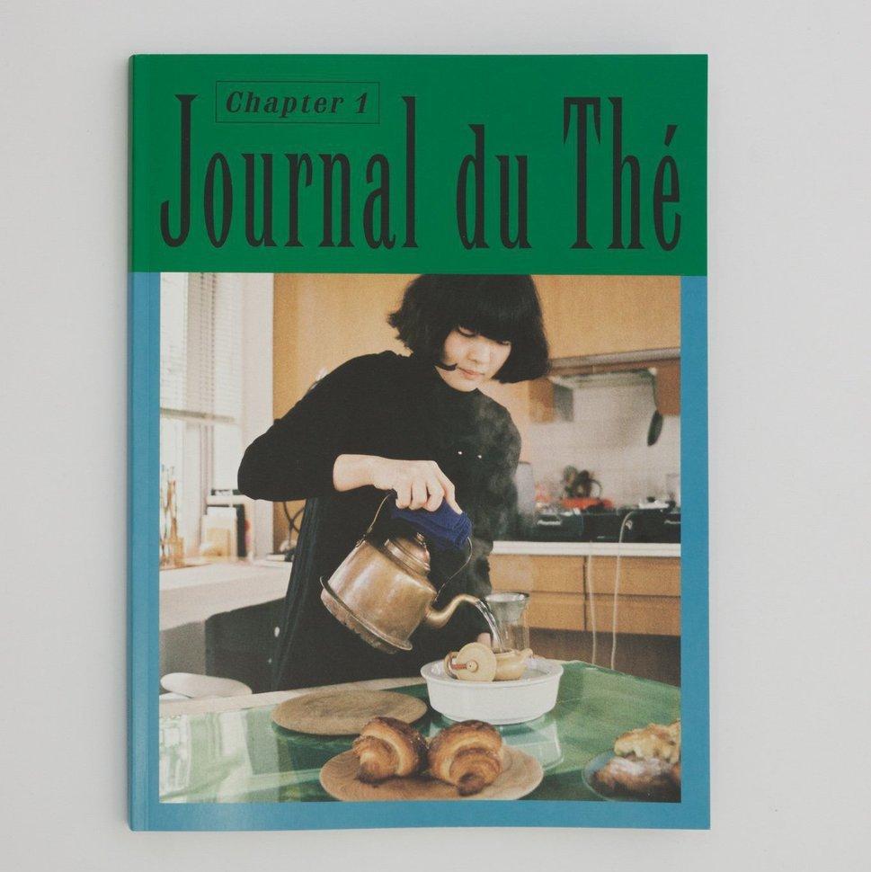 Journal du Thé: una rivista indipendente dedicata al tè (e tutto quel che c'è attorno)