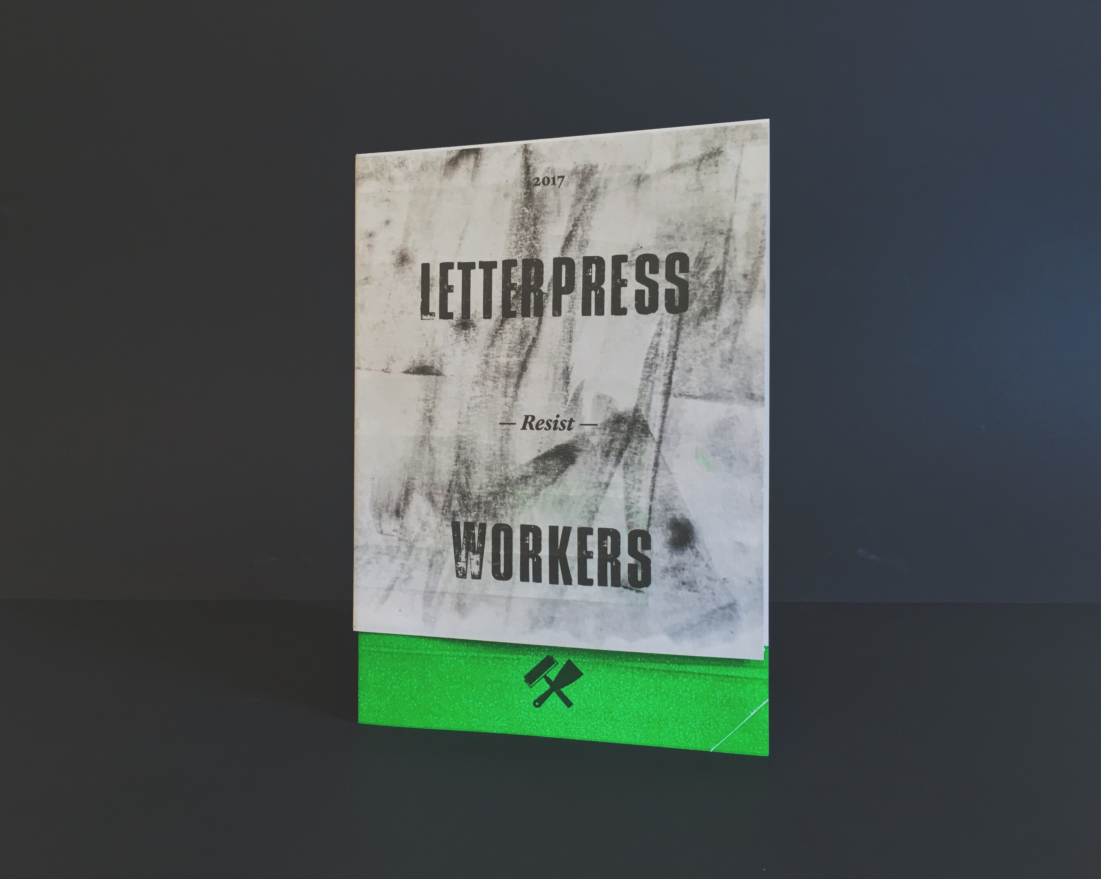 letterpress workers resist 10