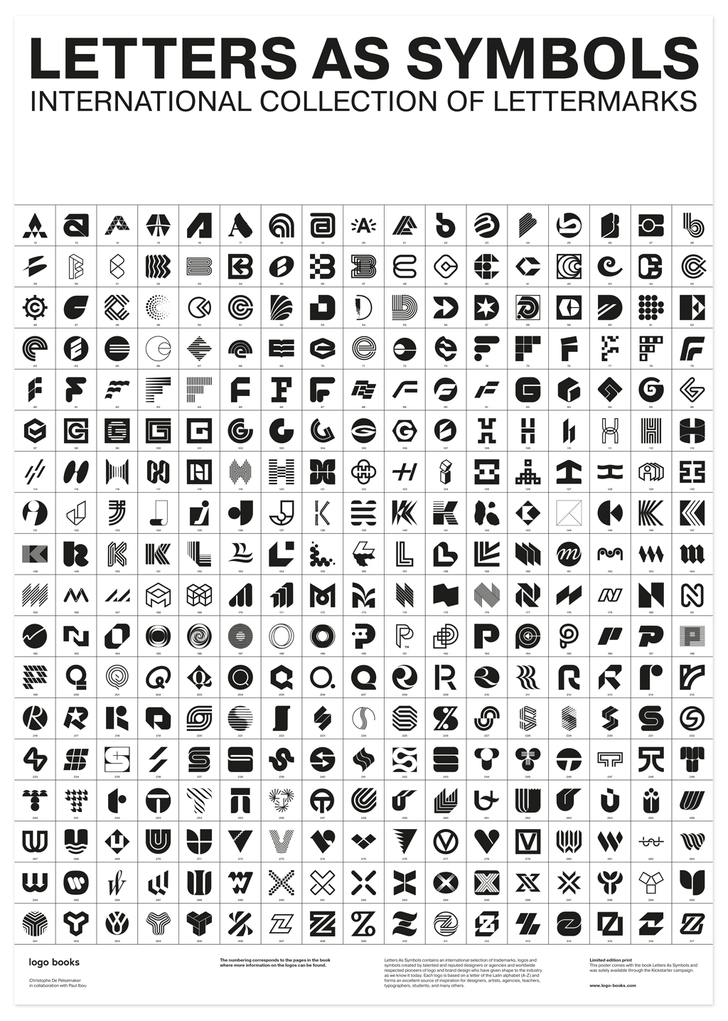 letters as symbols 10
