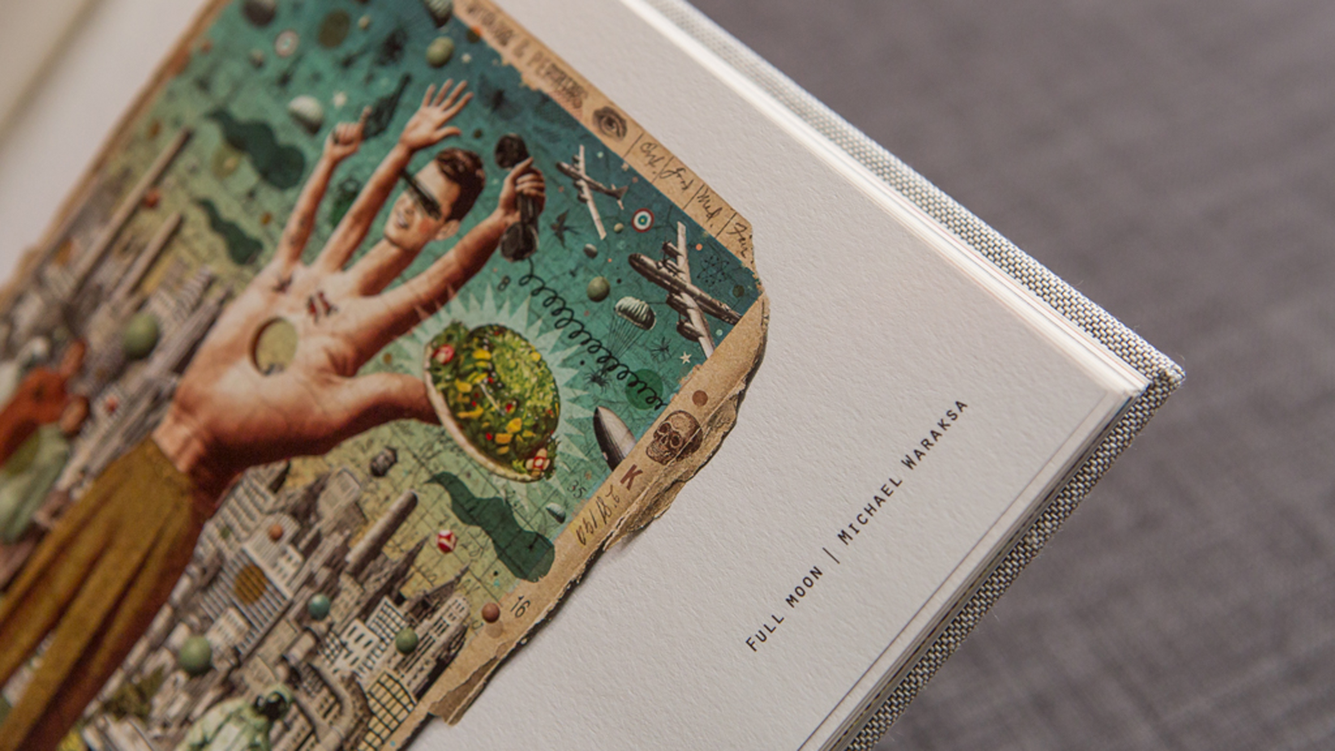un libro di mani plato waraksa 2