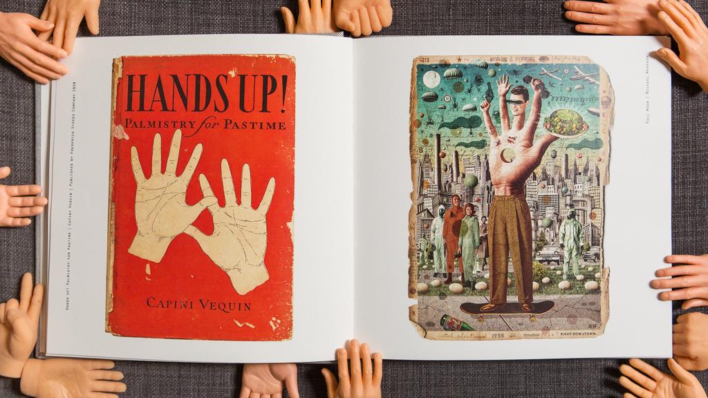 un libro di mani plato waraksa