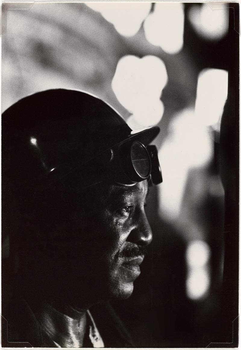 10 Eugene Smith Workman in Mill