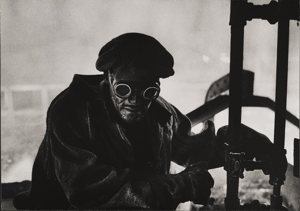 8 Eugene Smith Steelworker