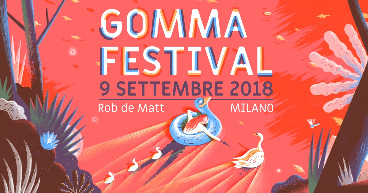 Save the date | Gomma Festival