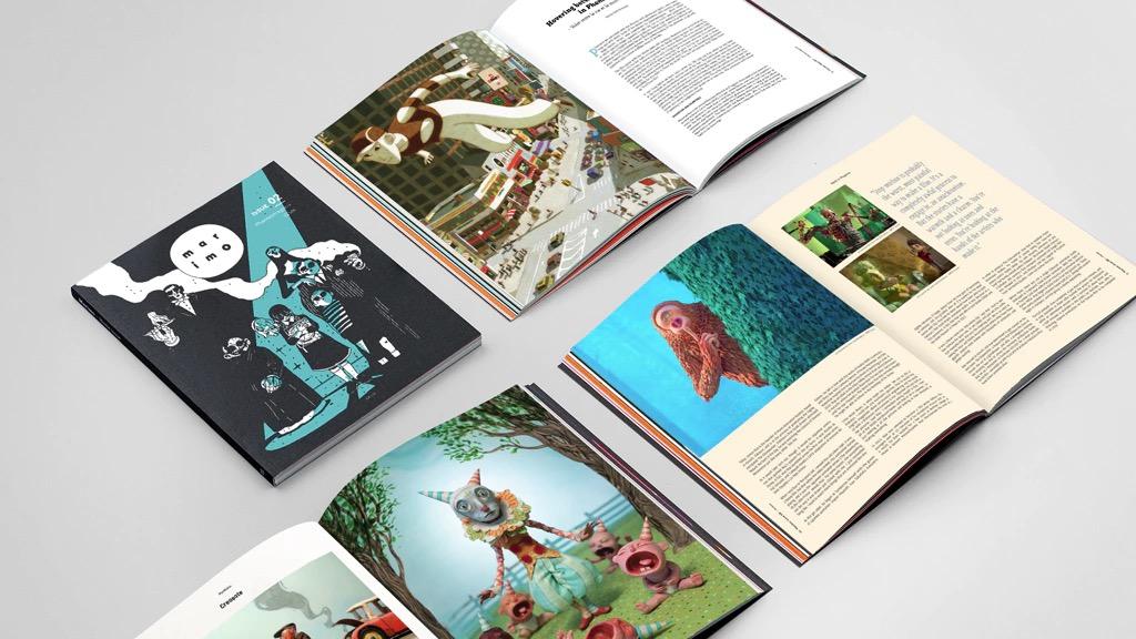 Il secondo numero di Marimo, il magazine dedicato all'animazione