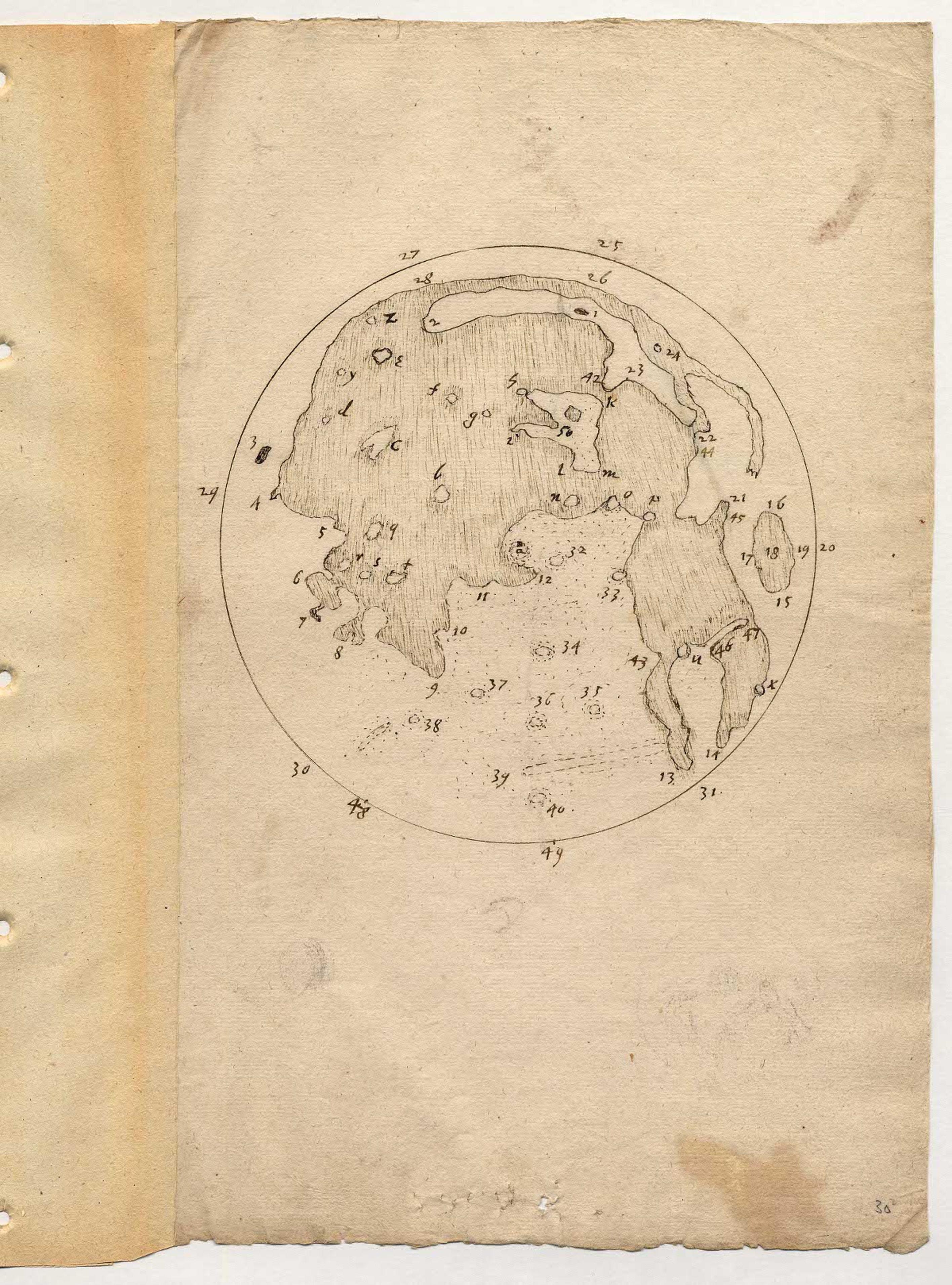 1613 harriot