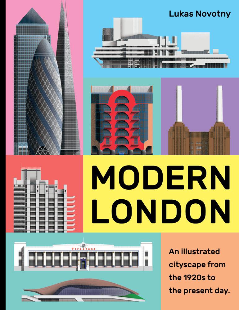 Modern London Novotny 1