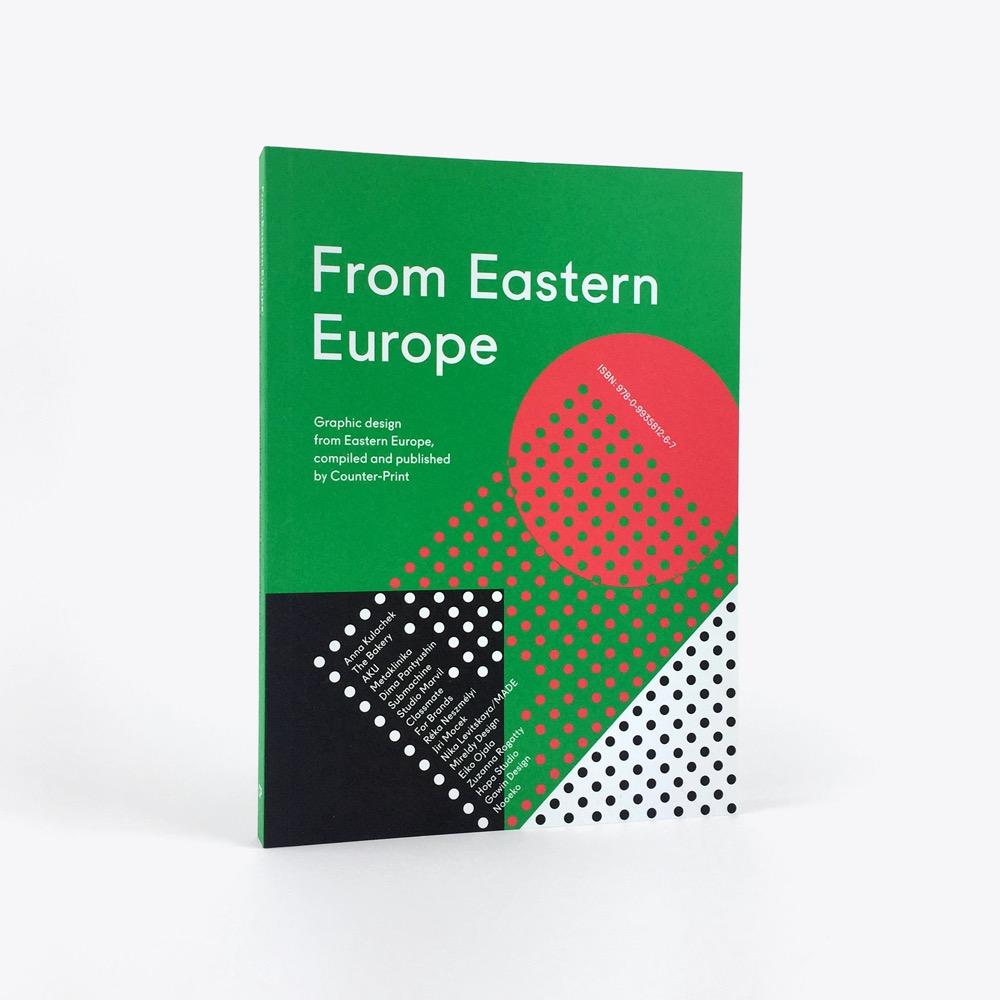 From Eastern Europe: un libro dedicato alla grafica contemporanea dell'Est Europa