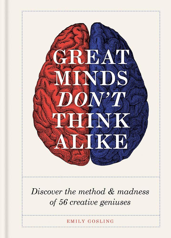 Un libro spiega i metodi creativi e i rituali di 56 grandi menti del presente e del passato