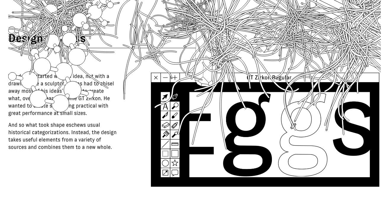 Come nasce un carattere tipografico: Grilli Type e la genesi
