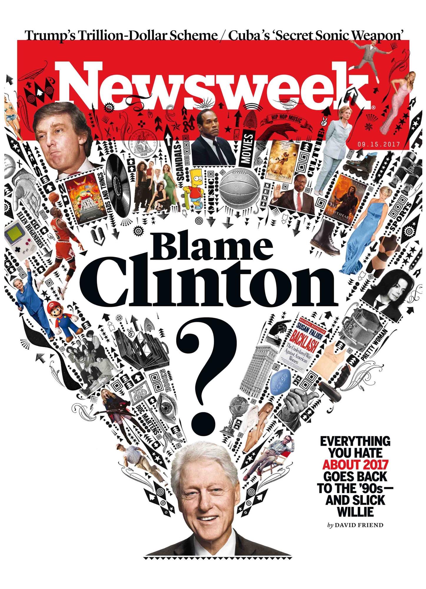 Cover Newsweek