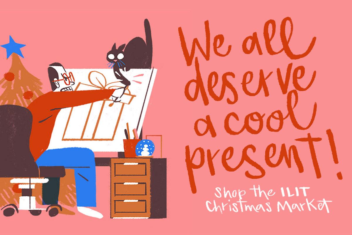 Il mercatino di Natale online di Illustratore Italiano
