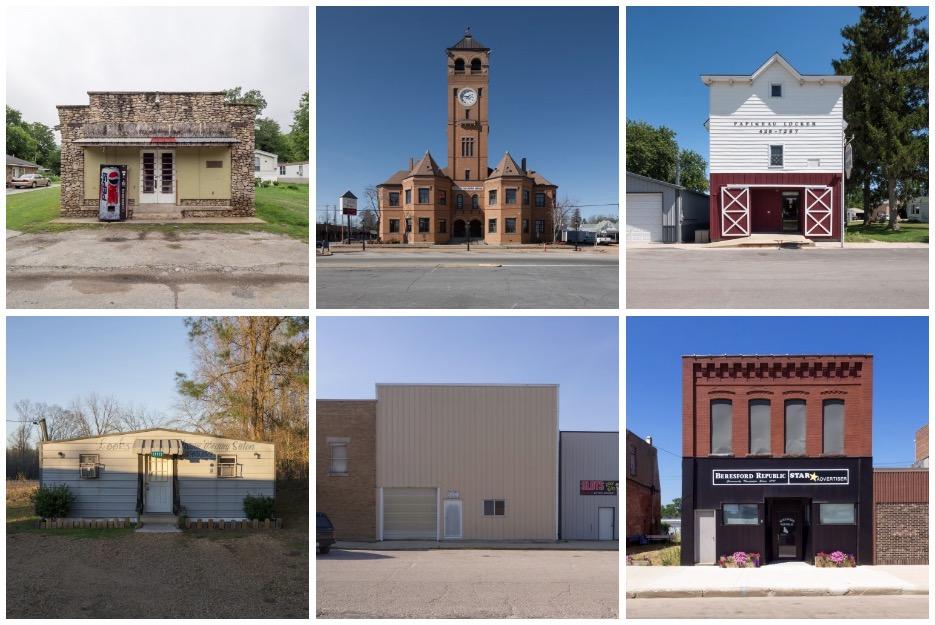 Tesori d'archivio: catalogare l'architettura rurale del Midwest