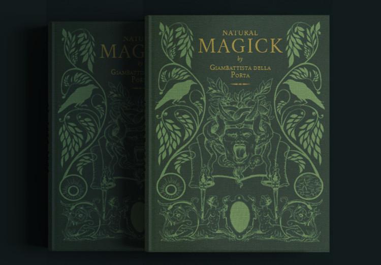 Black Letter Press pubblicherà una nuova edizione di Magia Naturalis di Giambattista della Porta