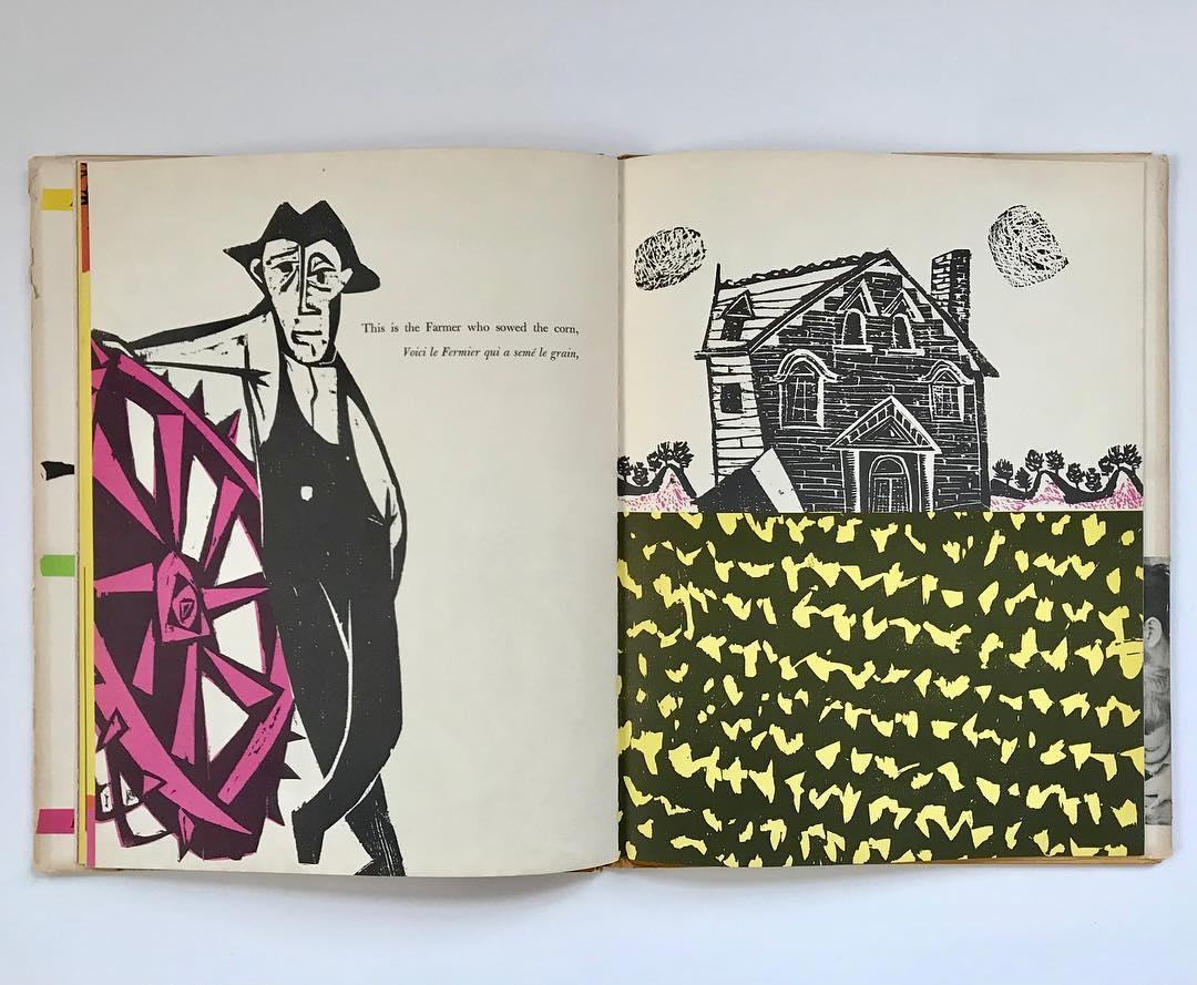 Tesori d'archivio: un account Instagram dedicato ai libri per l'infanzia modernisti
