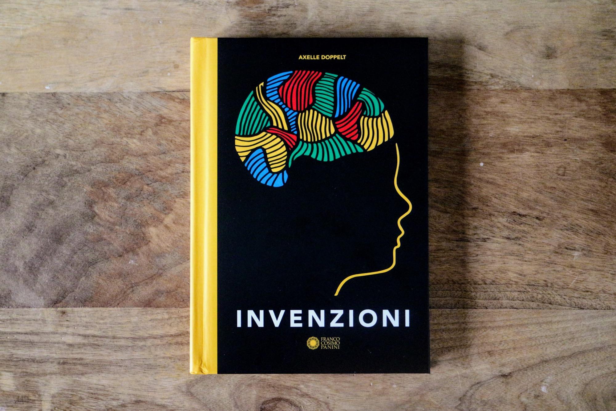 Un libro pop-up spiega 17 invenzioni che hanno cambiato la vita dell'uomo