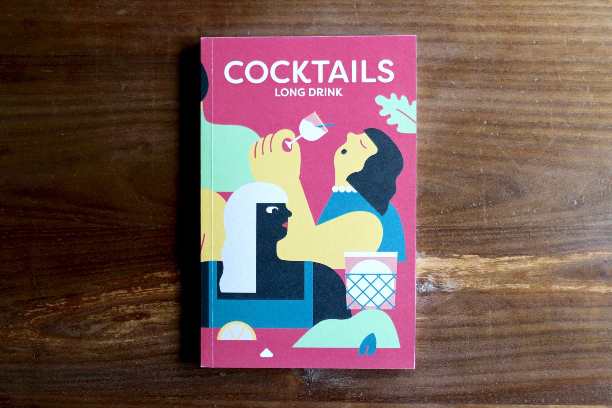 Cocktails Long Drink: è uscito l'ultimo volume della quadrilogia alcolica di Studio Pilar