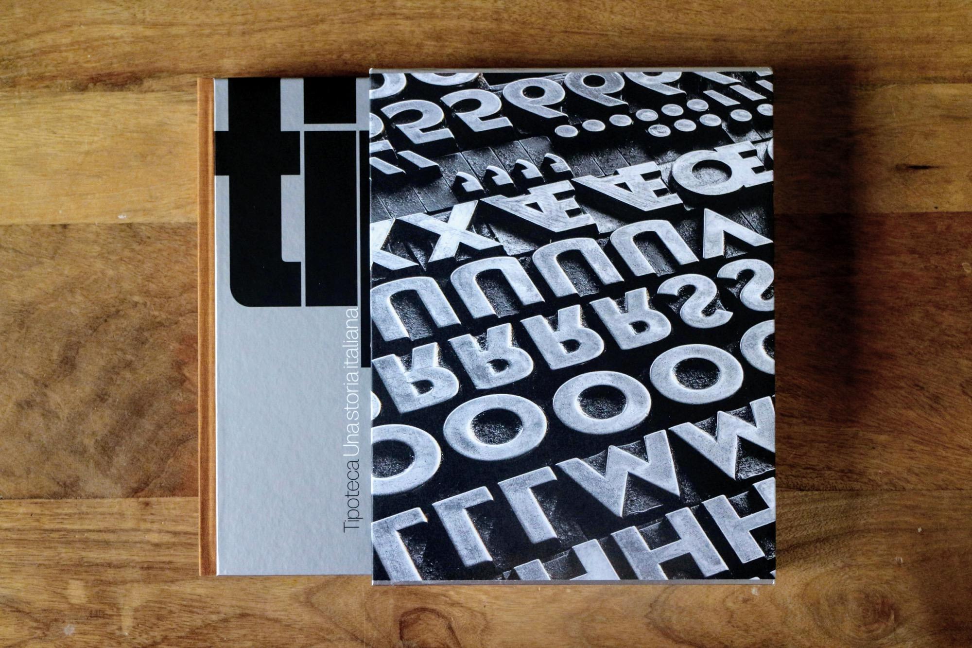 Un libro celebra i 50 anni di attività tipografica della famiglia Antiga e il progetto Tipoteca Italiana