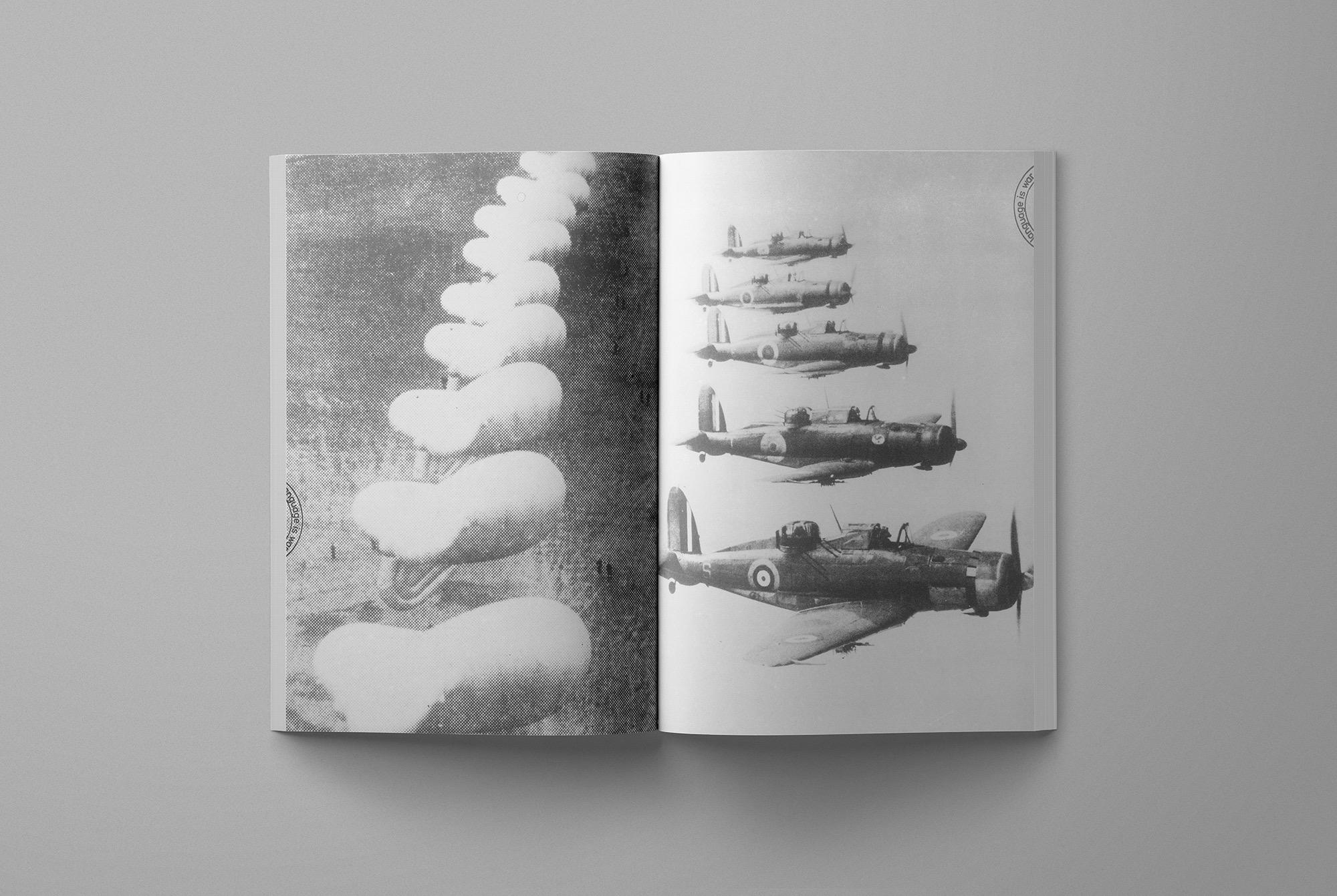 Linguaggio è guerra: da Yard Press la prima ristampa anastatica del libro d'artista di Fabio Mauri