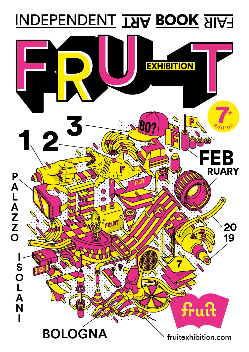 Save the date   Arriva la 7ª edizione di Fruit Exhibition
